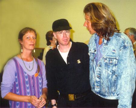 Bruce Cockburn - Bobbi Wisby - Bobby Parrs - Zellerbach Berkley 1988