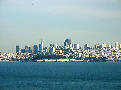 Looking back at San Fransisco 2003