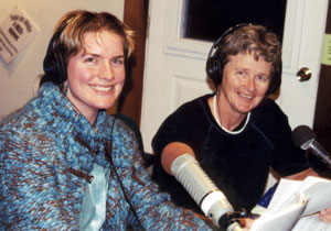 Joellen Clark-Peterson and Estelle Fennell