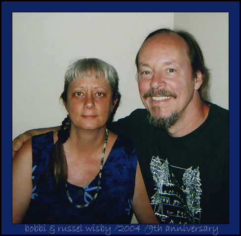Bobbi and Russel Wisby 2004