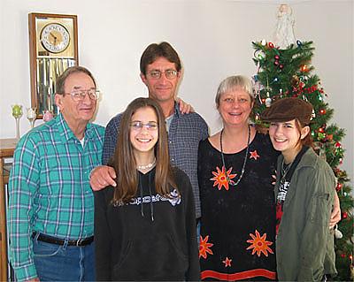 Bob Kensler family
