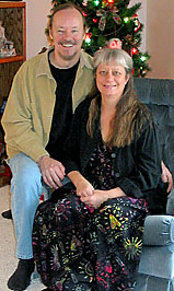 Bobbi &Russel Wisby