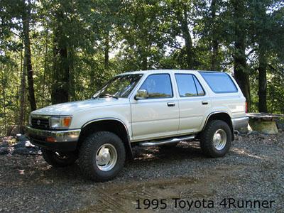 1995 Toyota 4 Runner