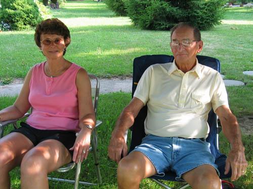 Dad & Sue