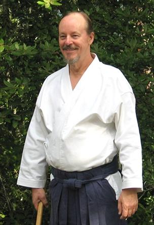 Russel Wisby 2006- 3rd Dan