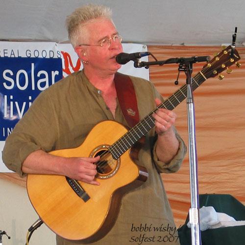 Bruce Cockburn - Solfest