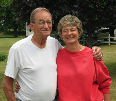 Bob and Sue Kensler