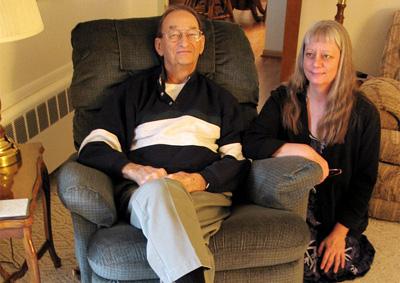Bob Kensler and Bobbi Kensler Wisby